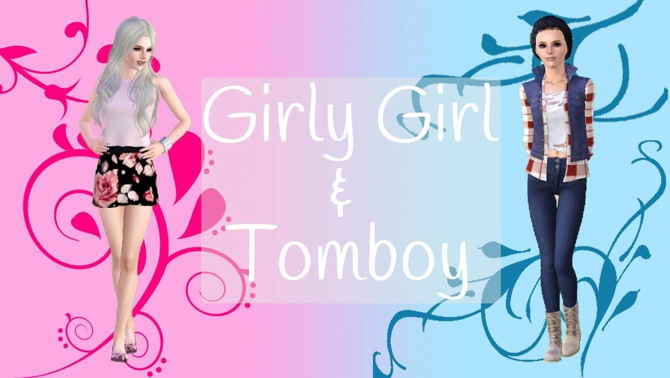 Tom Boy Or Girly Girl? (Girl Quiz)