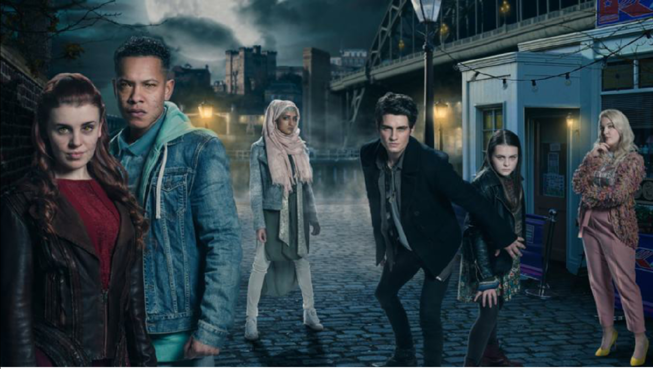 Which WolfBlood Charecter are you?