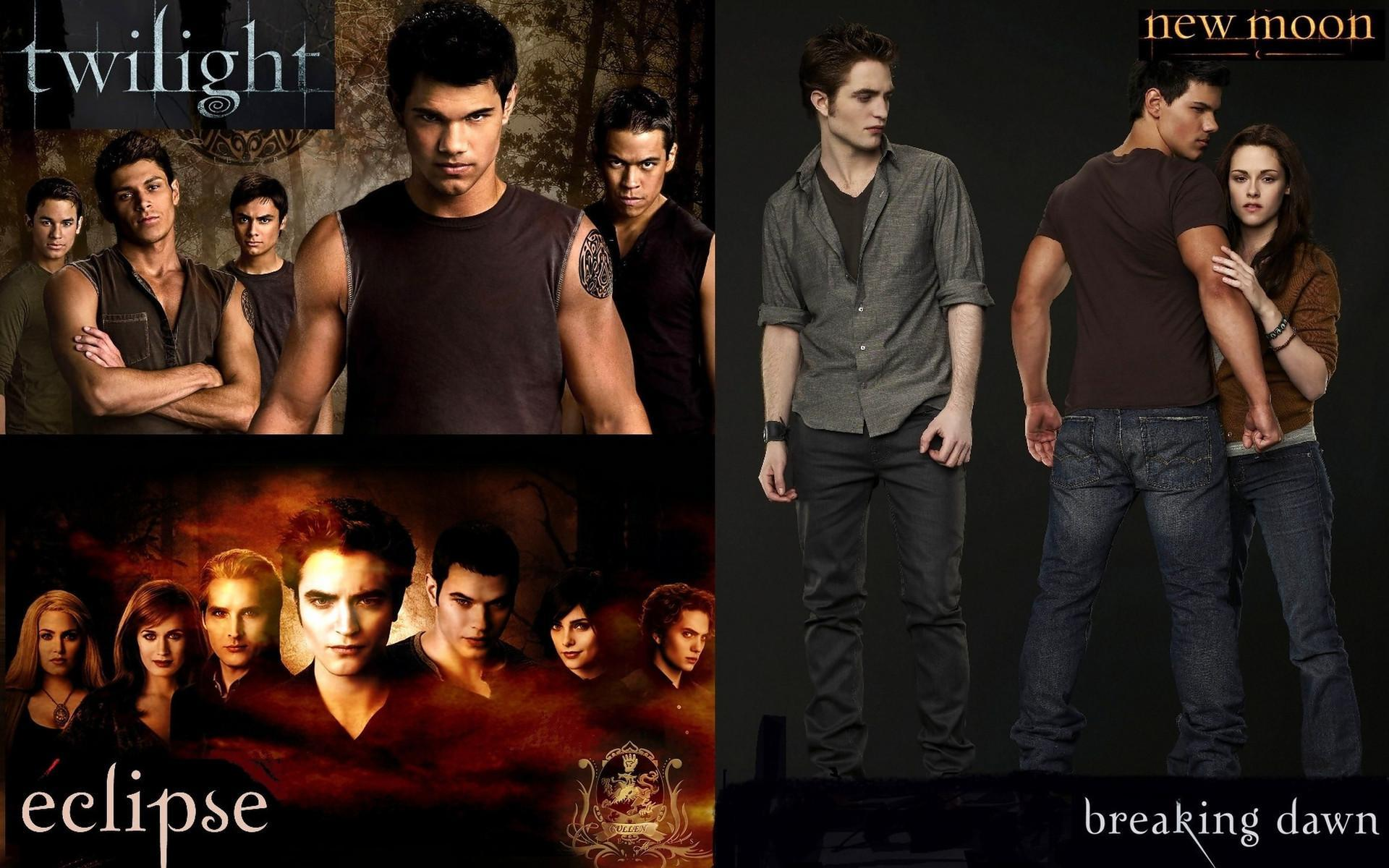 The Twilight Saga Test (first series)