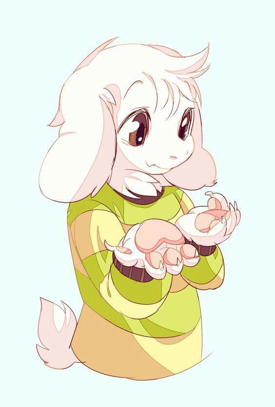 What does Asriel Think of you?