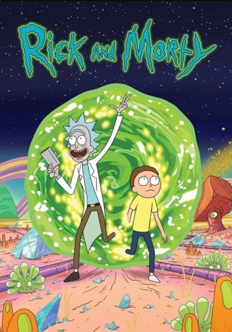 What Rick and Morty character are you?
