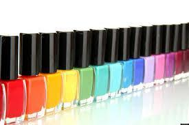 What nail polish color are you?