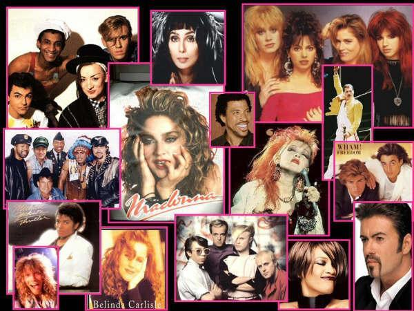What 80's singer/band are you?