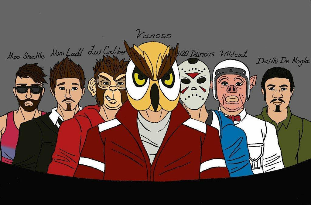 What Member Are You (VanossGaming)?