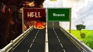 Will you go 2 Heaven or Hell?