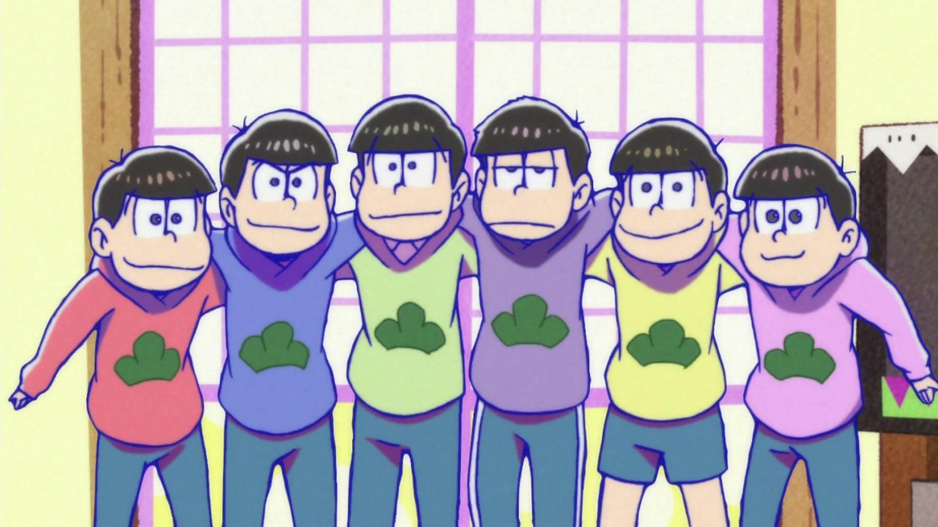 Which Osomatsu-san Sextuplet are you?