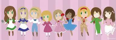 Which Hetalia Girl are you most like quiz?