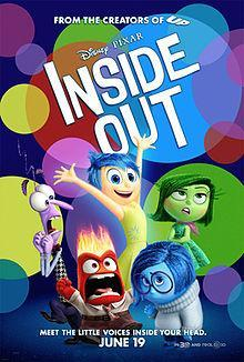 Which Inside Out Character Are You Most Like?