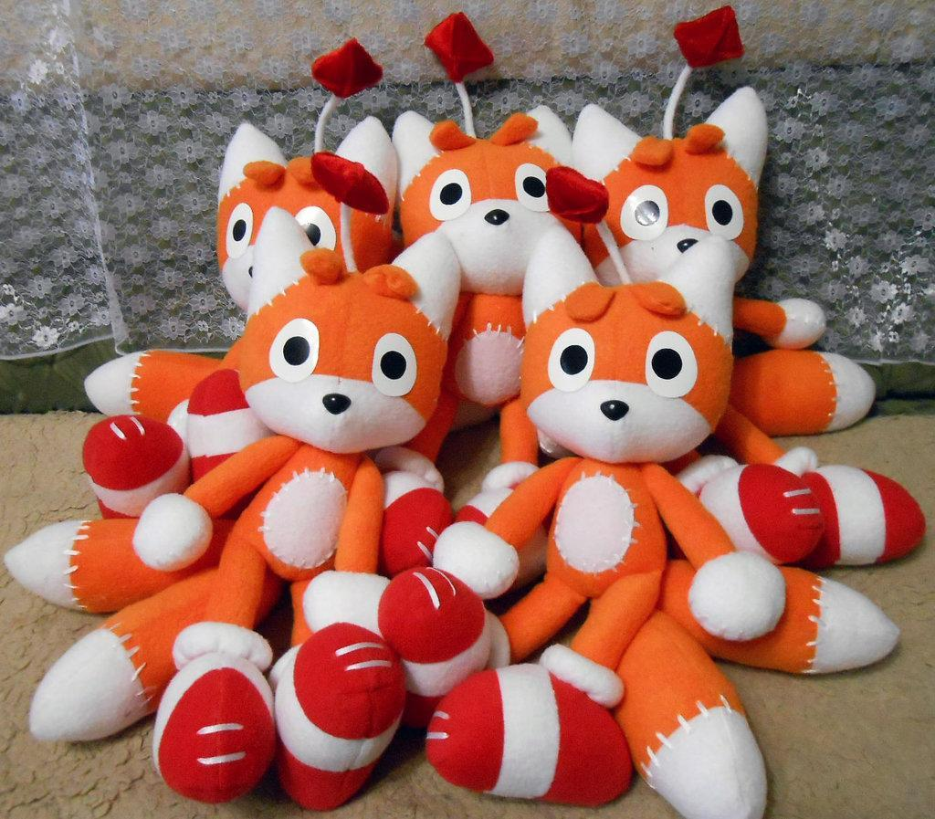 Surviving The Tails Doll Personality Quiz