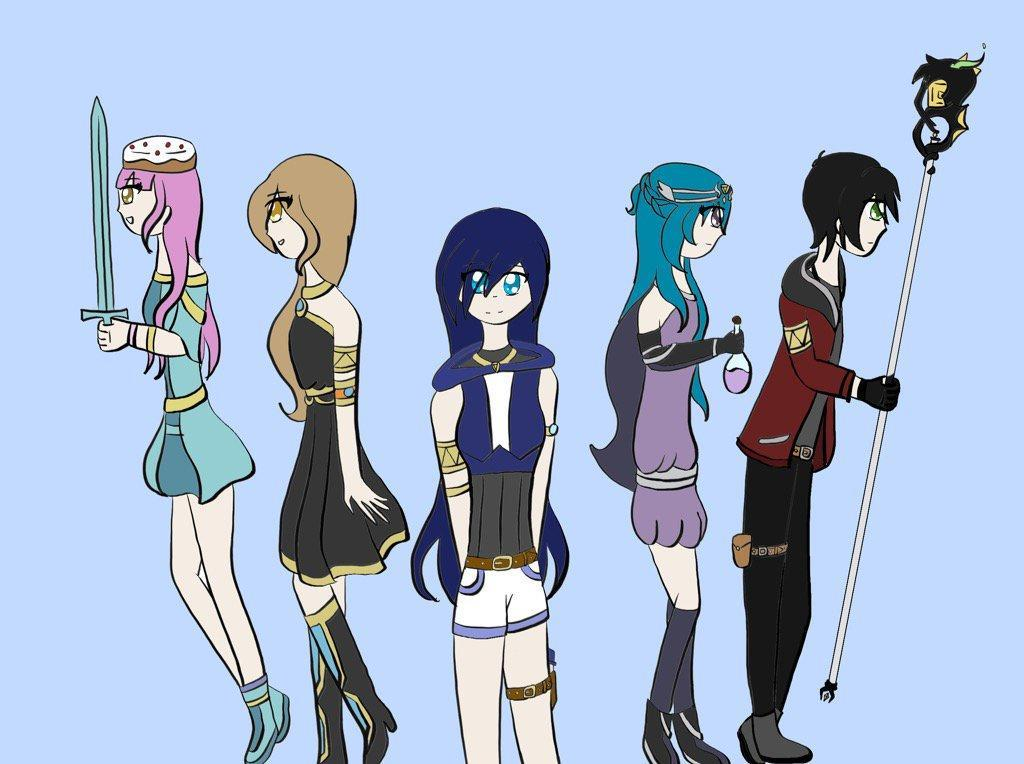 Who are you from the Itsfunneh family?