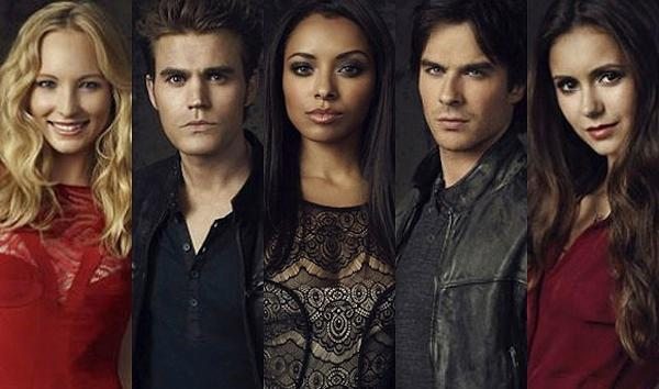 Which Vampire Diaries character are you? (3)