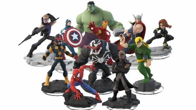 What Disney Infinity 2.0 Character are you?