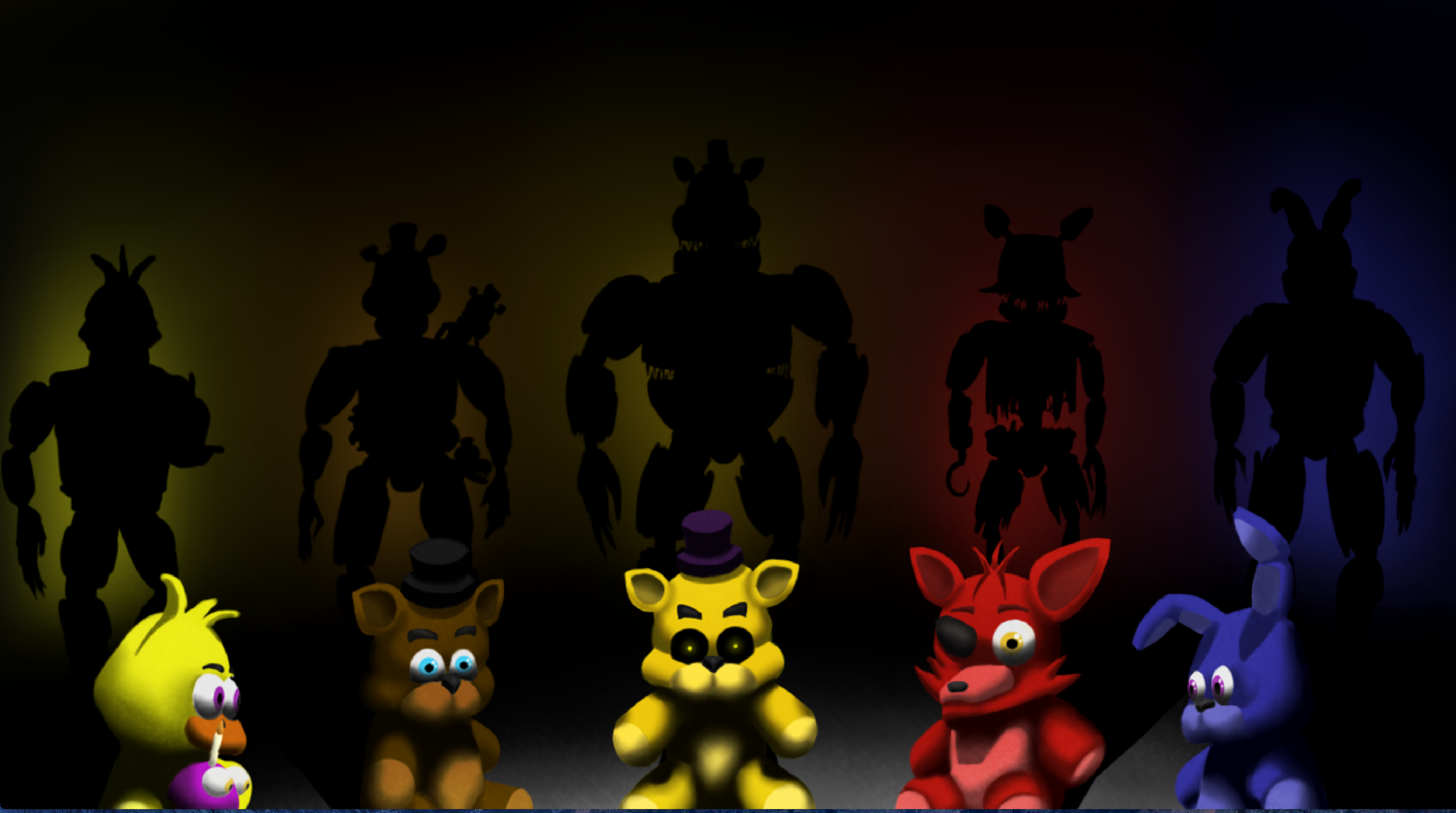 what fnaf ( five nights at freddys ) animatronic are you?