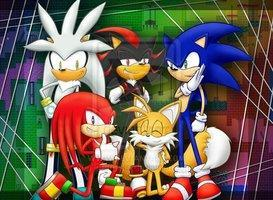 WWFFY - Sonic, Silver and Shadow! (3)