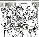 What Dork Diaries Character are you?