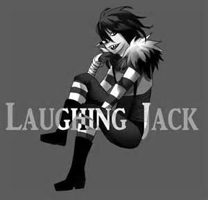 Eyeless Jack or laughing Jack?
