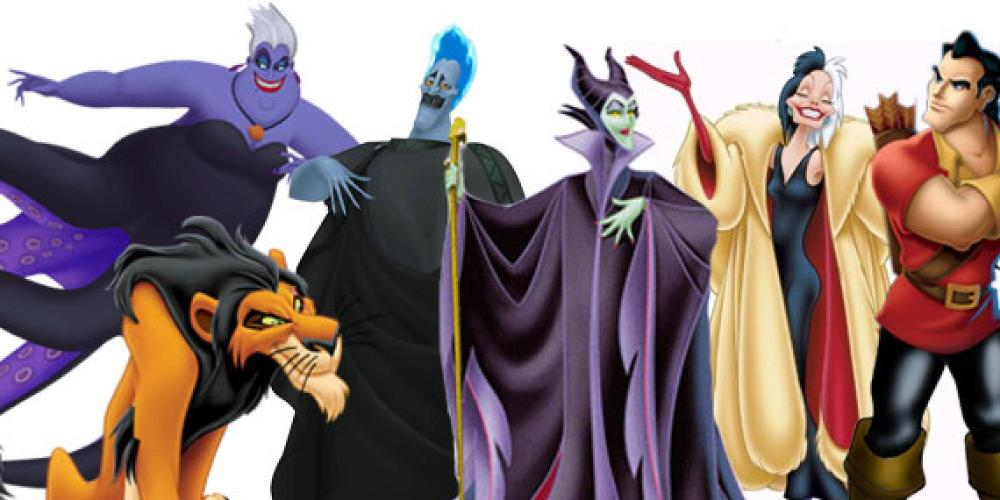 Which Disney Villain Are You? (2)