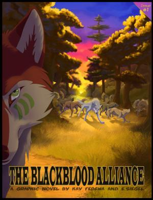 Wolfina Island:The Black Blood Alliance Deadly War