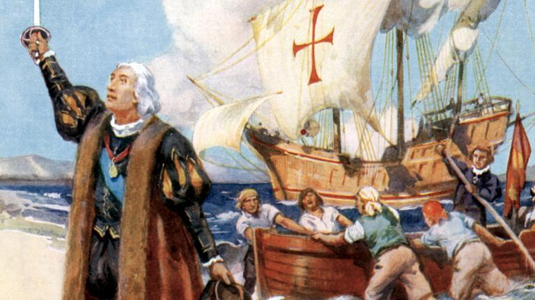 Christopher Columbus Quiz