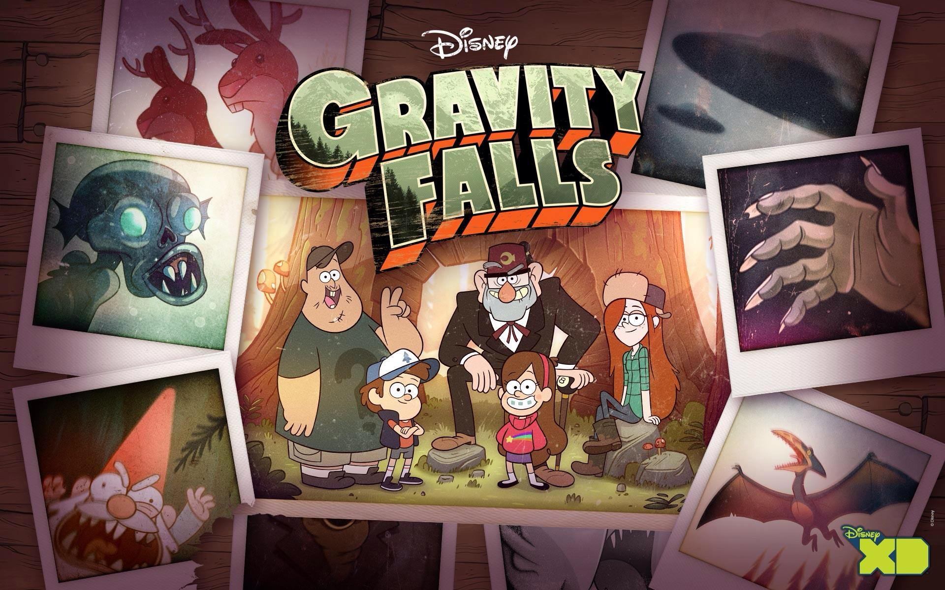Who Are You From Gravity Falls? (1)