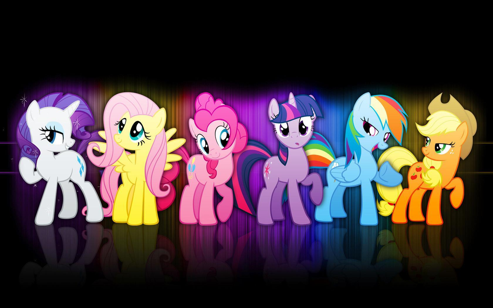 Which pony are you?? (1)