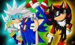 Who would fall for Sonic, Shadow or Silver (1)