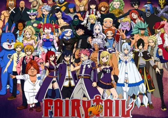 What do you know about Fairy Tail?