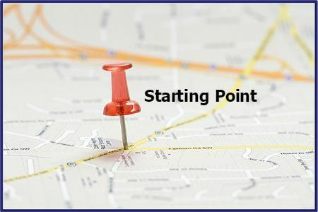 Where Is Your Starting Point?