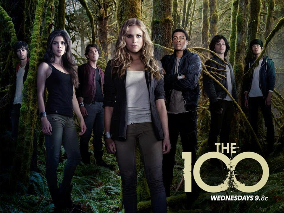 Which the 100 character are you? (season 1)