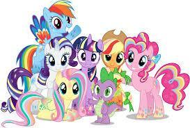 Which My Little Pony Character is more like to be your friend?