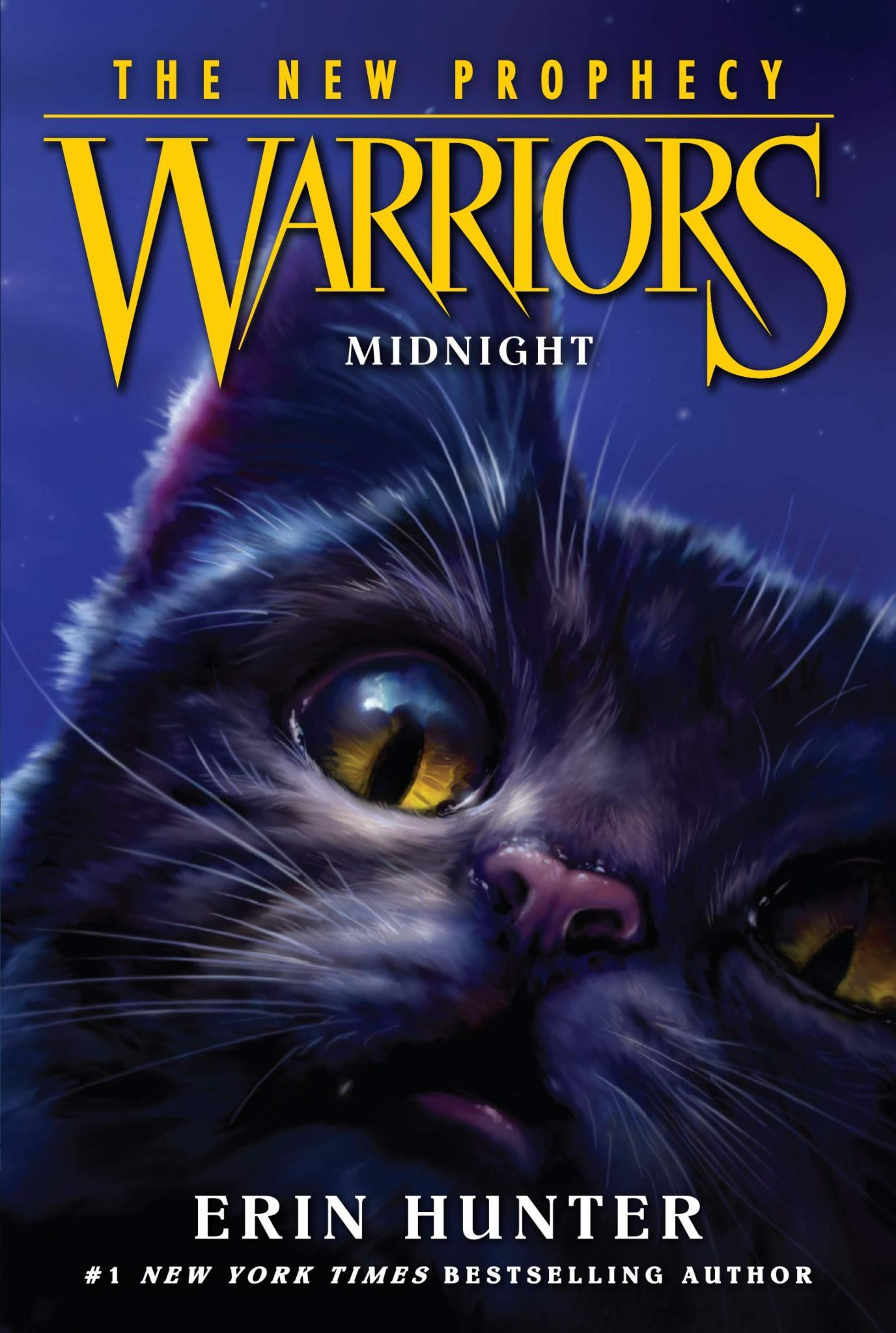 Warrior Cats Quiz: Books 7-12 (The New Prophecy)