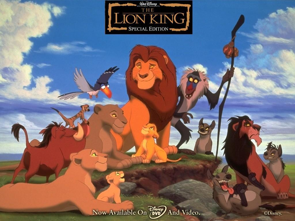 What Lion King Character are you Quiz?
