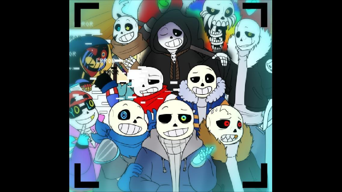 Are you more like Dream!Sans or Nightmare!Sans?