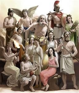 Do you know your Greek Gods?