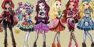 Which EverAfterHigh are you?