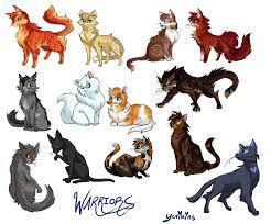 Which warrior cat are you most like?