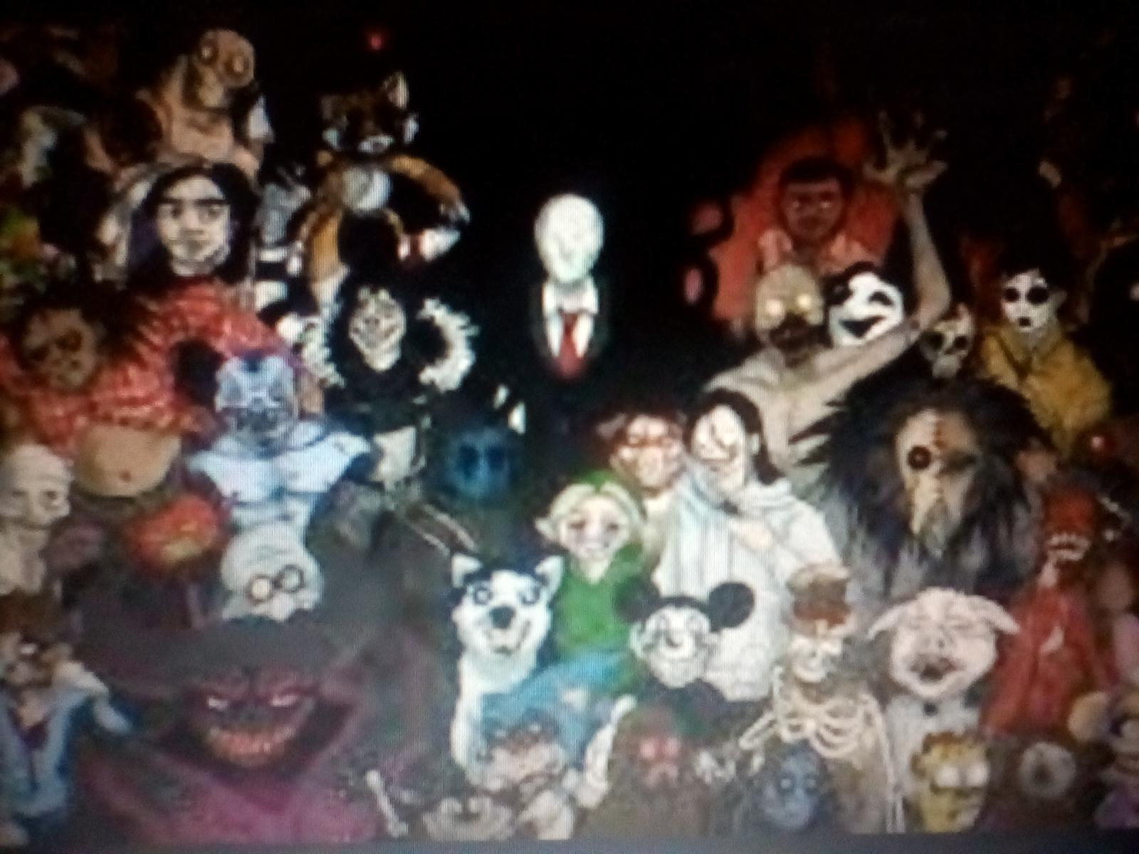 Who is your creepypasta father?