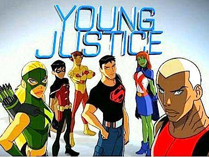 what young justice person are you?
