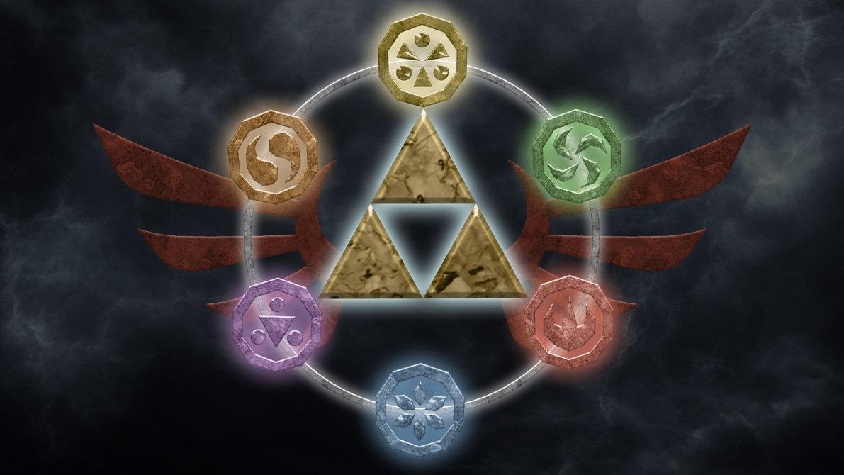 Which Ocarina of Time Sage are you?