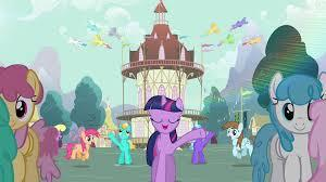 Welcome to Ponyville!