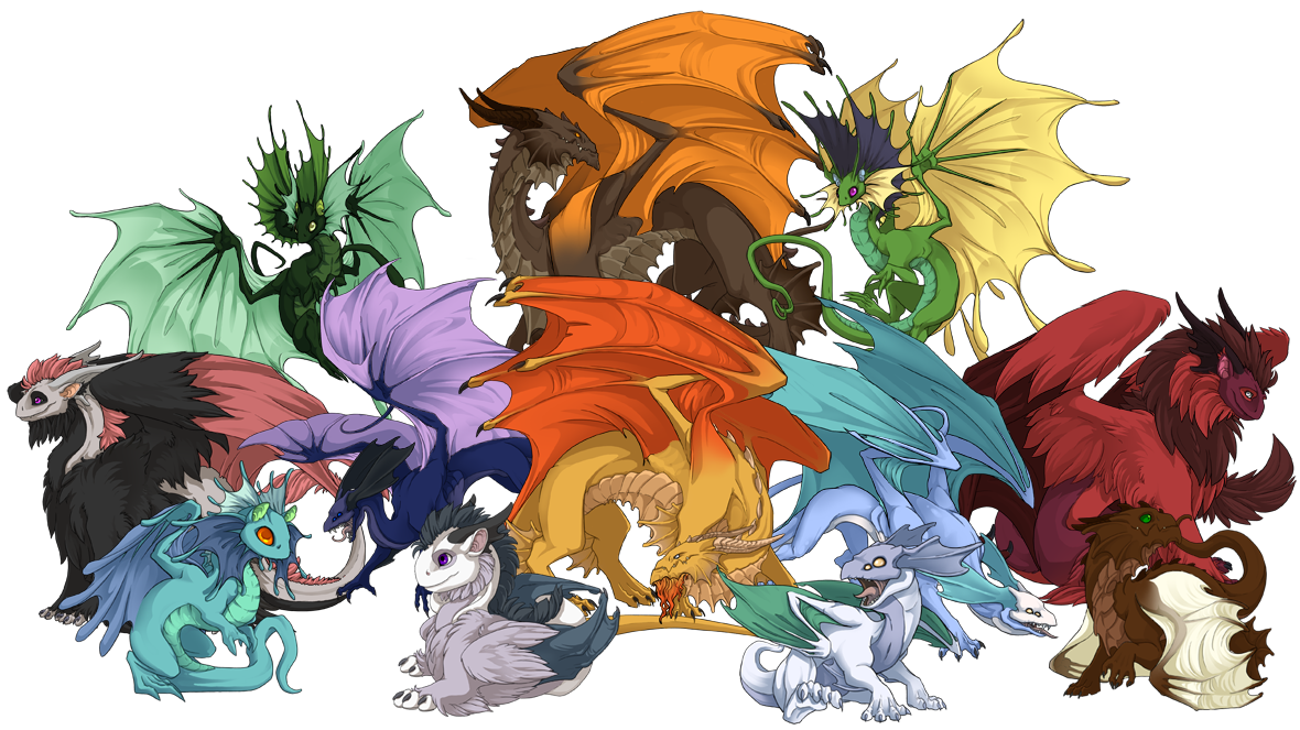 What Dragon Type Are You? (1)