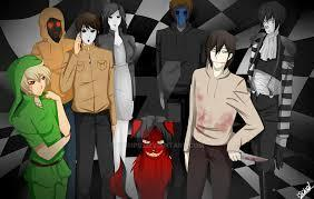 Who is your creepypasta boyfriend? (1)
