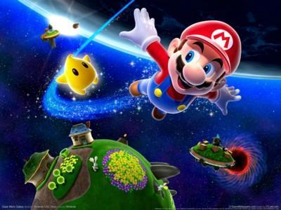 Super Mario Galaxy Quiz