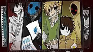 Which Creepypasta boy is for you