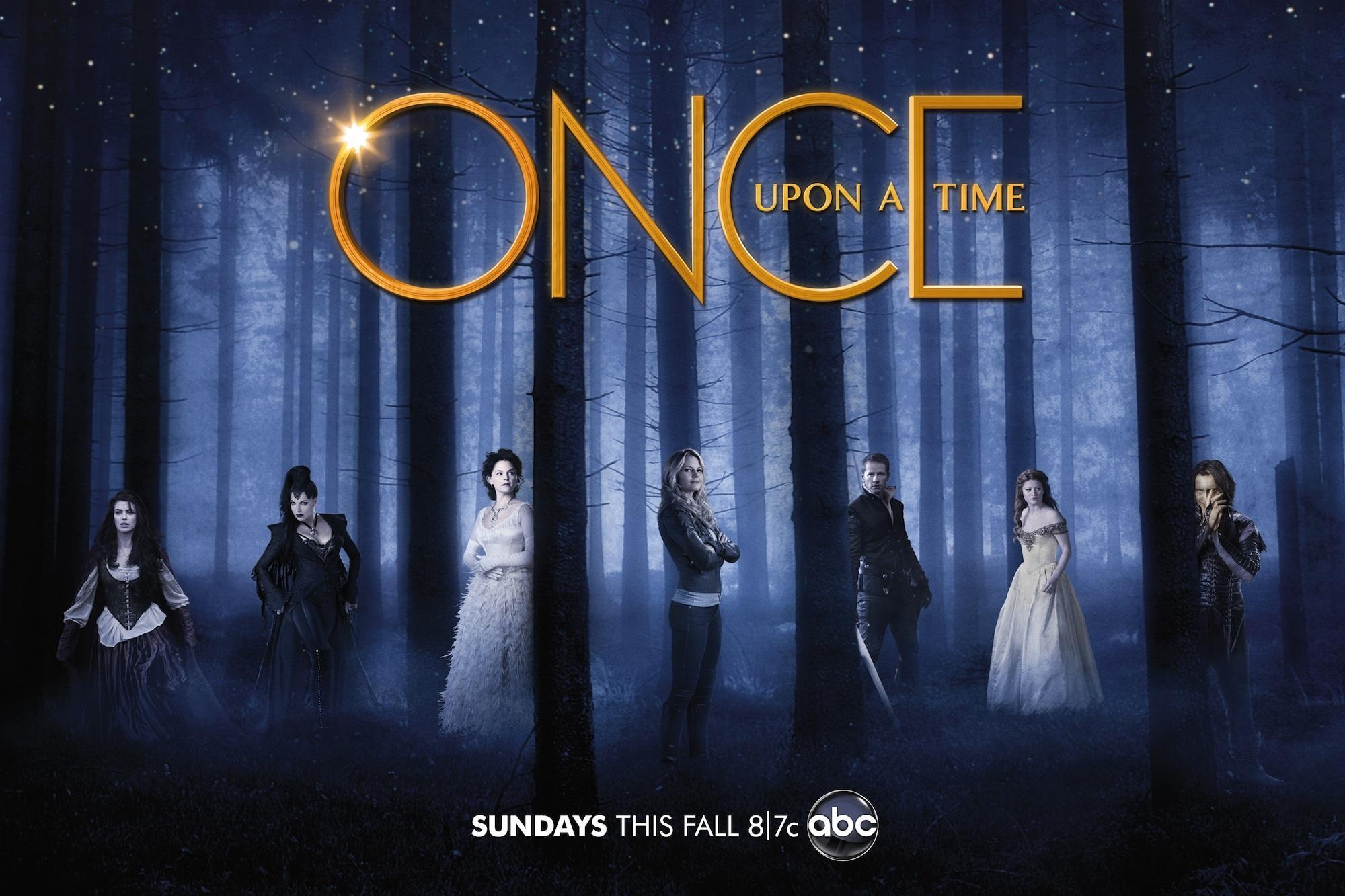 How well do you know once upon a time? (1)