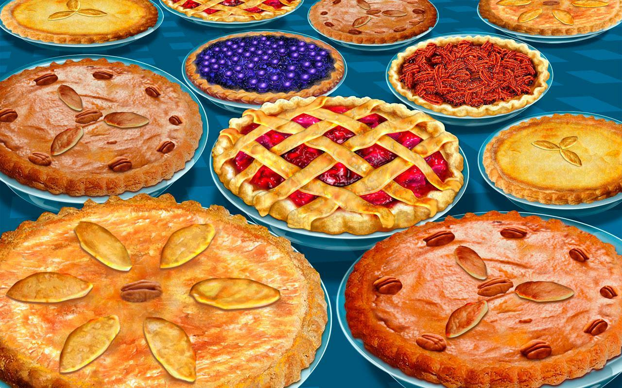 Which kind of pie are you?