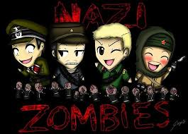 Which Nazi zombie character are you? (1)