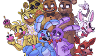 which fnaf 2 character are you? part 2 BOYS ONLY