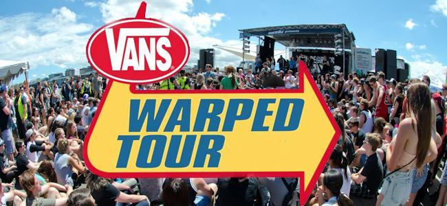 do you belong at warped tour ?