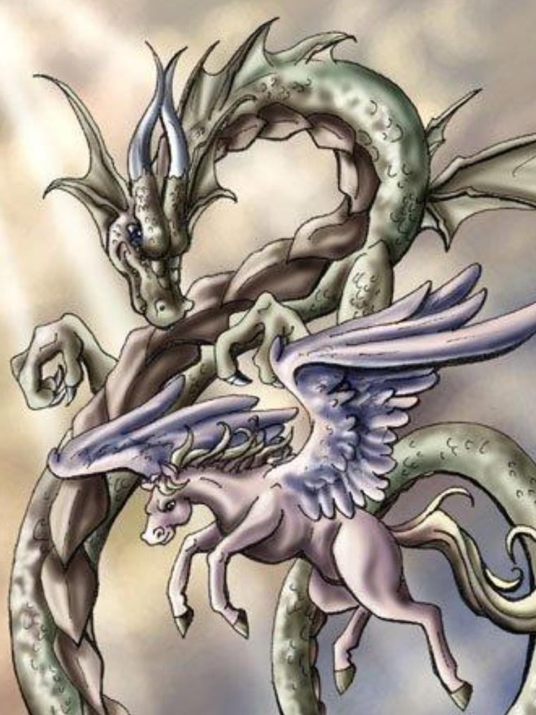Are You A Dragon Or A Pegasus? Quiz